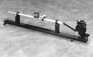 """With precise speed control and oscillations from 0.0"""" to ±4.0"""" (102 mm), the M-23 is often used to wind uniform staggered rolls, avoiding rippled material and telescoping rolls."""